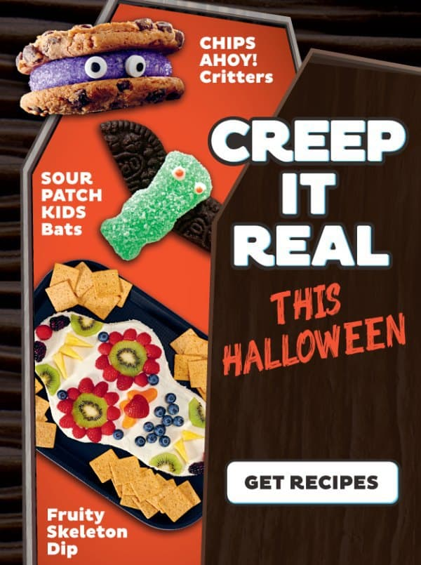 Walmart Creep it Real graphic